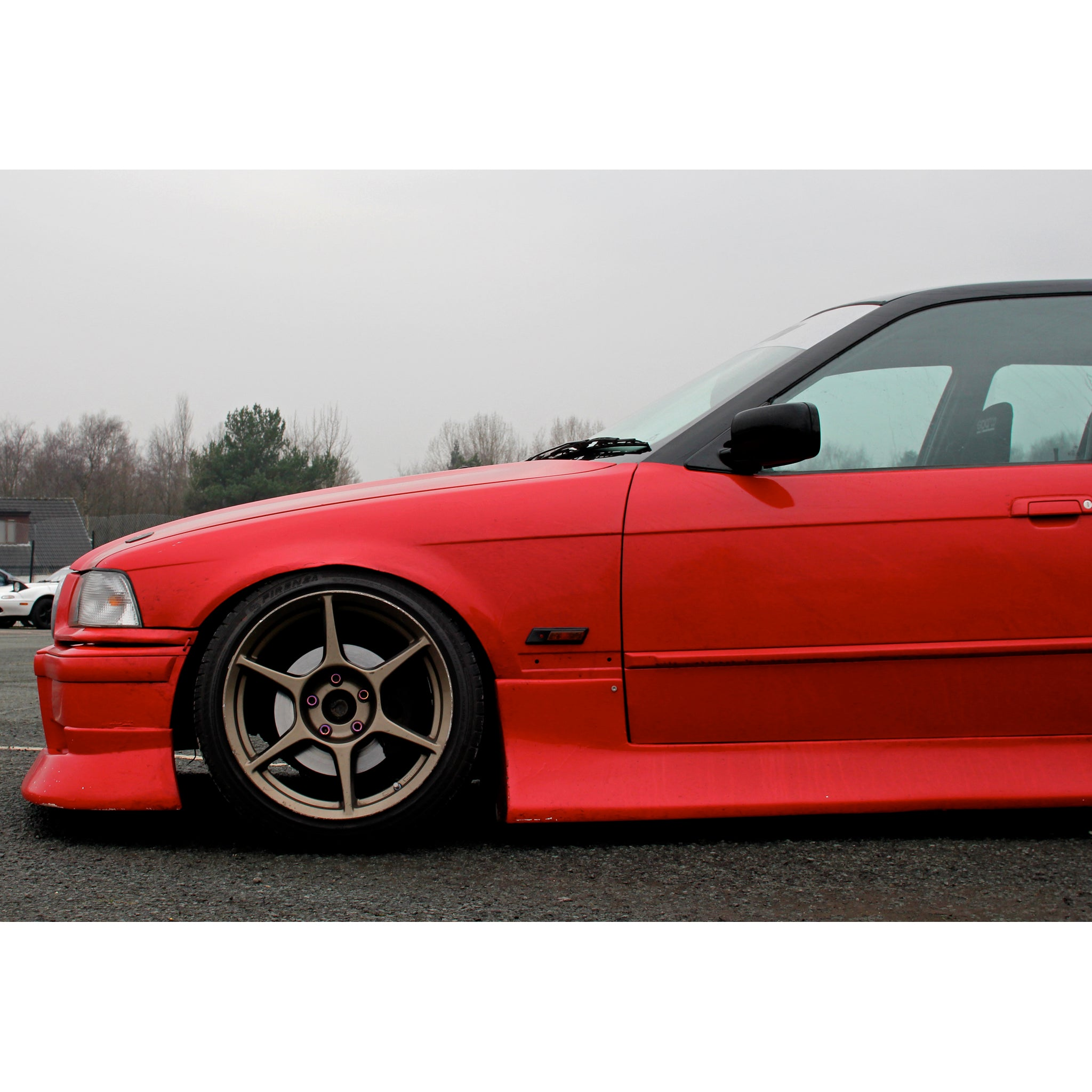 HM-Sports BMW E36 Saloon/Touring Aero Kit