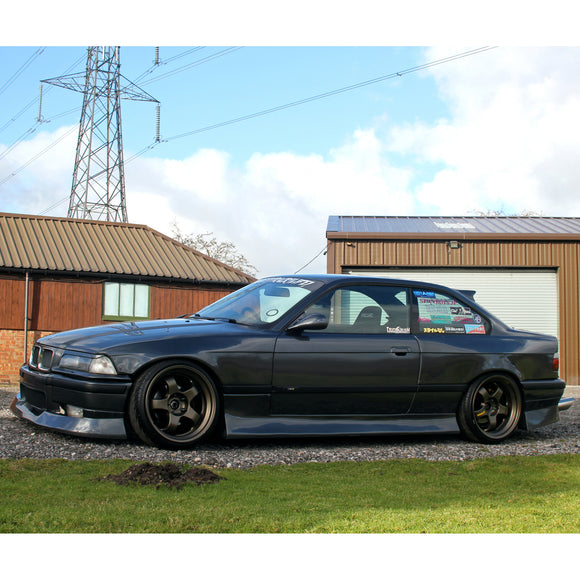 HM-Sports BMW E36 Coupe Aero Kit