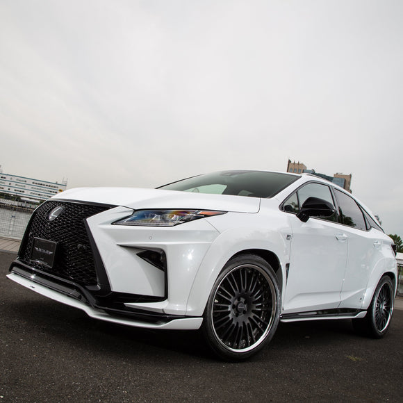 Artisan Spirits Lexus RX F Sport Sports Line BLACK LABEL Aero Kit