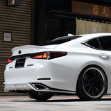Artisan Spirits Lexus ES Sports Line BLACK LABEL Aero Kit
