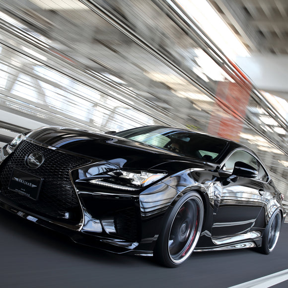 Artisan Spirits Lexus RC F Sports Line BLACK LABEL Aero Kit (2014+)