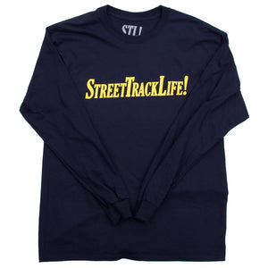 STL! 2018 T-Shirt (Navy/Yellow)