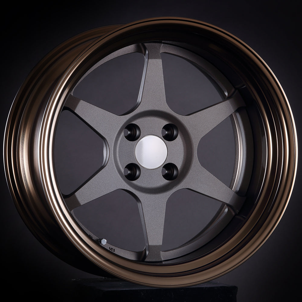 "TKS TK6F 17"" Wheels"