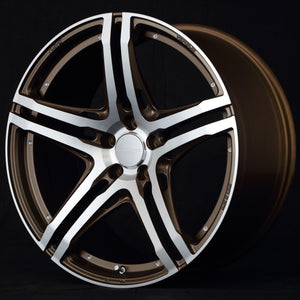 "s.d.f V.V.5.2s by RAYS 20"" Wheels"