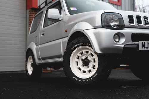HIGH PEAK J-01 WHEEL SUZUKI JIMNY JB43