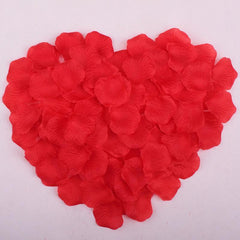 500 Pcs Silk Rose Petals
