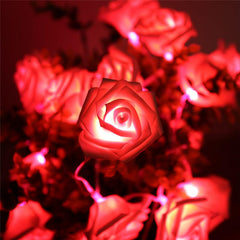 20 LED Rose String Lights