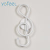 Image of Treble Clef Wall Lamp - Looker Gifts