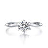 Image of Kissing Doves Engagement Ring - Looker Gifts