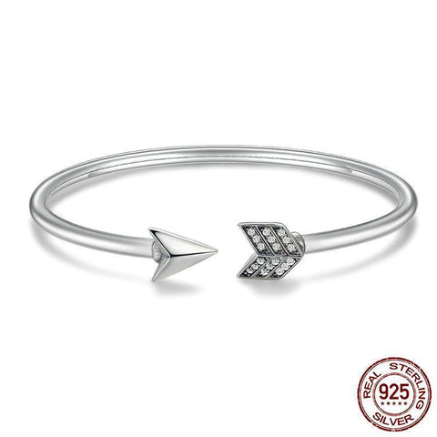 Cupid's Arrow Cuff Bracelet - Looker Gifts