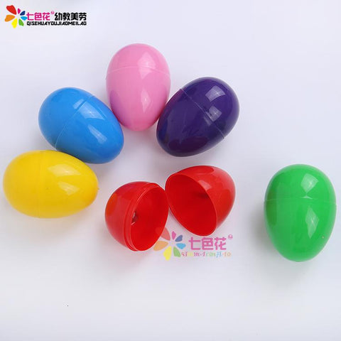 50/100pc Colorful Easter Eggs - Looker Gifts