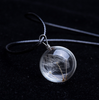 Image of Wish Dandelion Necklace