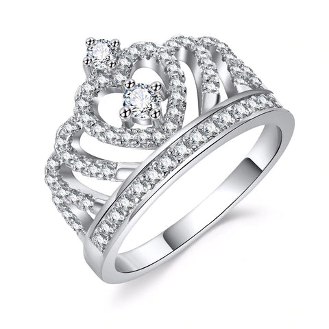 Princess Crown Ring - Looker Gifts