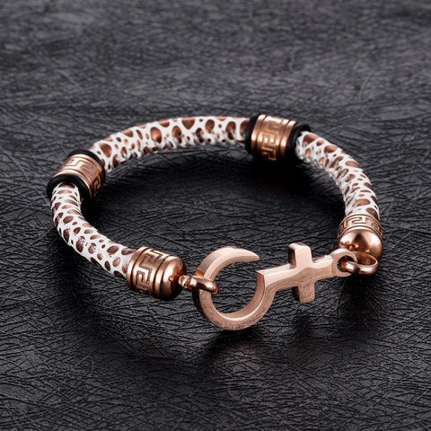 Venus and Mars Couples Symbols Bracelets - Looker Gifts
