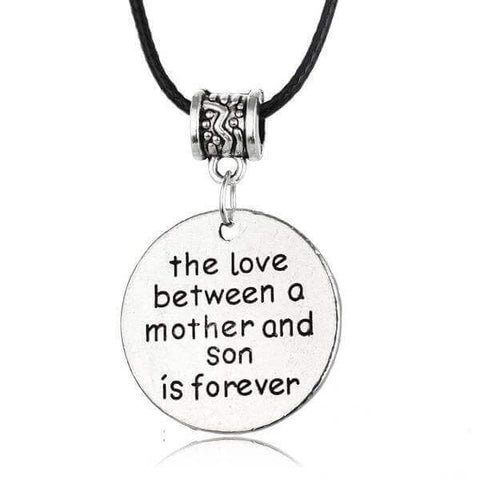 The Love Between Necklace - Looker Gifts
