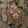 Image of Heart Tealight Candle Holder - Looker Gifts