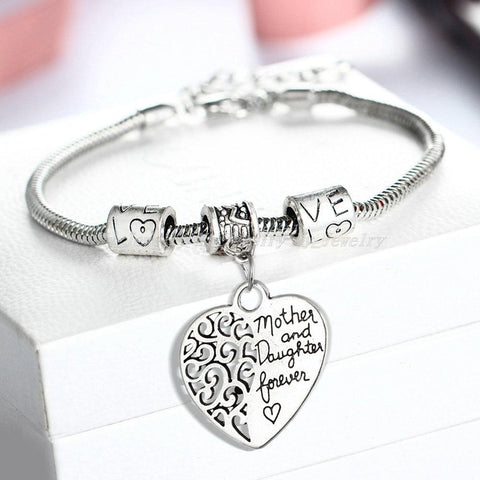 Mother Daughter Bracelet - Looker Gifts