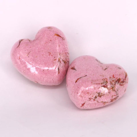 Heart Bath Bomb - Looker Gifts