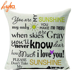 Love Pillow Case - 30 designs