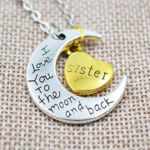 I Love You To the Moon and Back - Looker Gifts