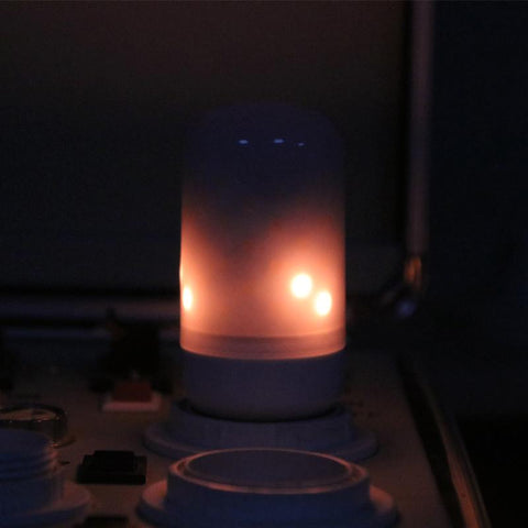 LED Flame Lamp Candle Bulb - Looker Gifts
