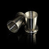 Image of Stainless Steel Hip Flask - Looker Gifts