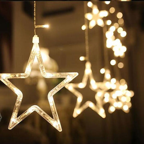Fairy Star String Lights - Looker Gifts