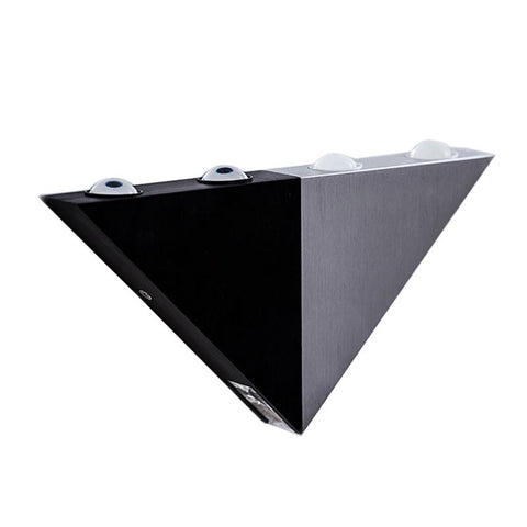 Modern Triangle Led Wall Lamp - Looker Gifts