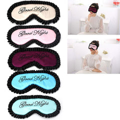 Therapeutic 100% Silk Sleep Mask