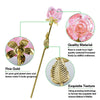 Image of Crystal Long Stem Rose - Looker Gifts