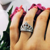 Image of Princess Crown Ring - Looker Gifts