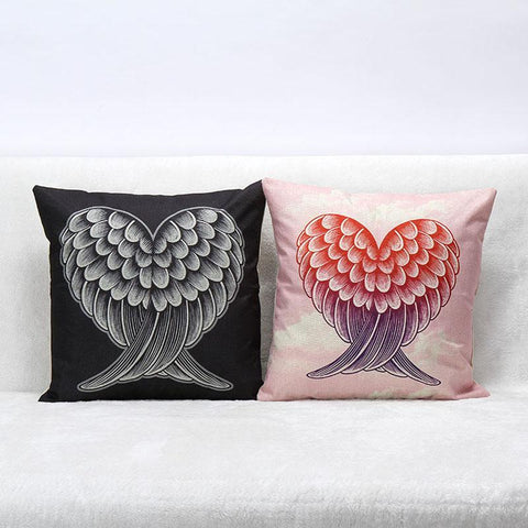 Cupid Wings Pillowcase Set - Looker Gifts