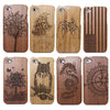 Image of Etched Bamboo Phone Case Covers - Looker Gifts