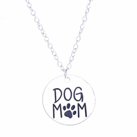 Dog Mom Necklace - Looker Gifts