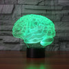Image of 3D Brain Illusion Lamp - Looker Gifts