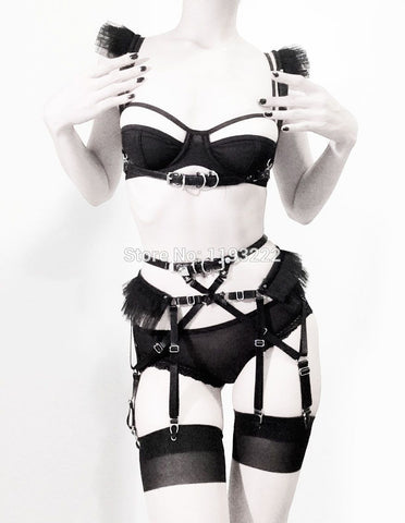 Handmade Body Cage Harness - Looker Gifts