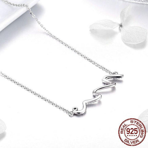 Heartbeat Necklace - Looker Gifts