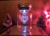Image of SOL LIGHTS - Solar Mason Jar Character Lights - Looker Gifts
