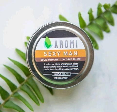 Sexy Man Solid Cologne - Looker Gifts