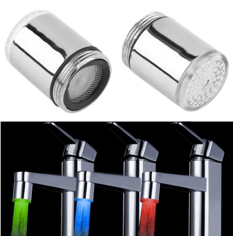 LED Water Faucet - Looker Gifts