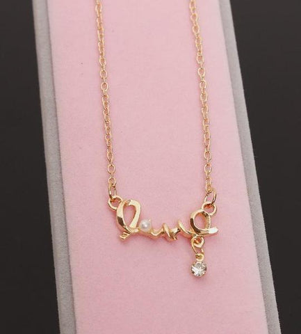 Love - The Vintage Necklace - Looker Gifts