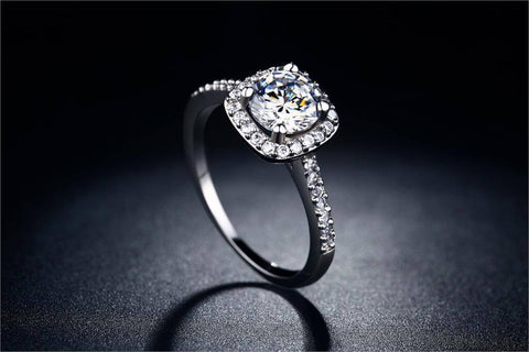 Zircon Crystal Ring - Looker Gifts