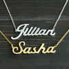 Image of Personalized Name Necklace - Looker Gifts