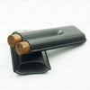 Image of Cigar Case | Moulded Leather - Looker Gifts