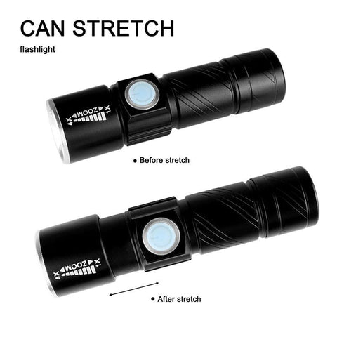 Handy USB LED Flashlight - Looker Gifts