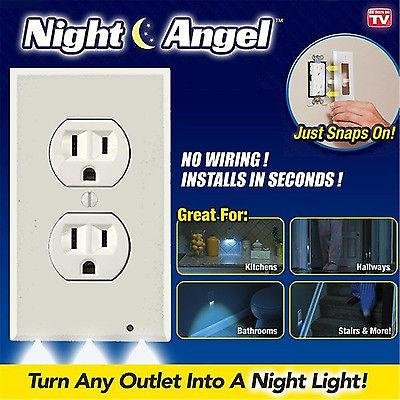 LED Night Light Outlet Coverplate - Looker Gifts