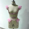Image of Handmade Body Cage Harness - Looker Gifts