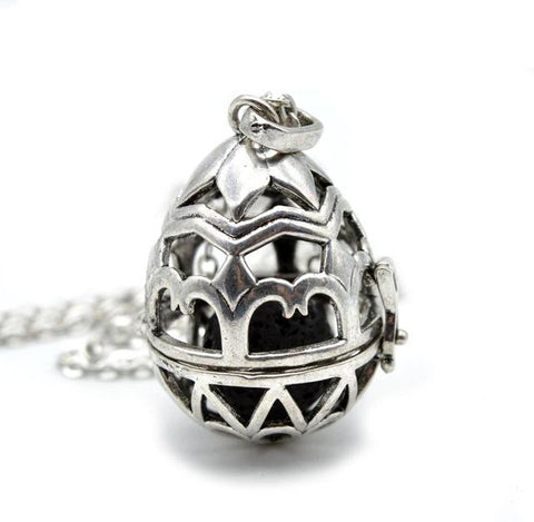 Easter Egg Oil Diffuser Necklace - Looker Gifts