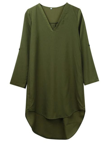 Enya Long Sleeve Dress - Looker Gifts