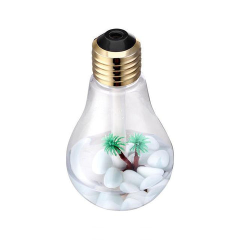 Light Bulb Oil Diffuser - Looker Gifts